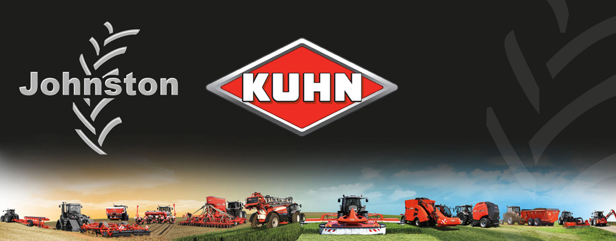Johnston Tractors appointed Kuhn dealer