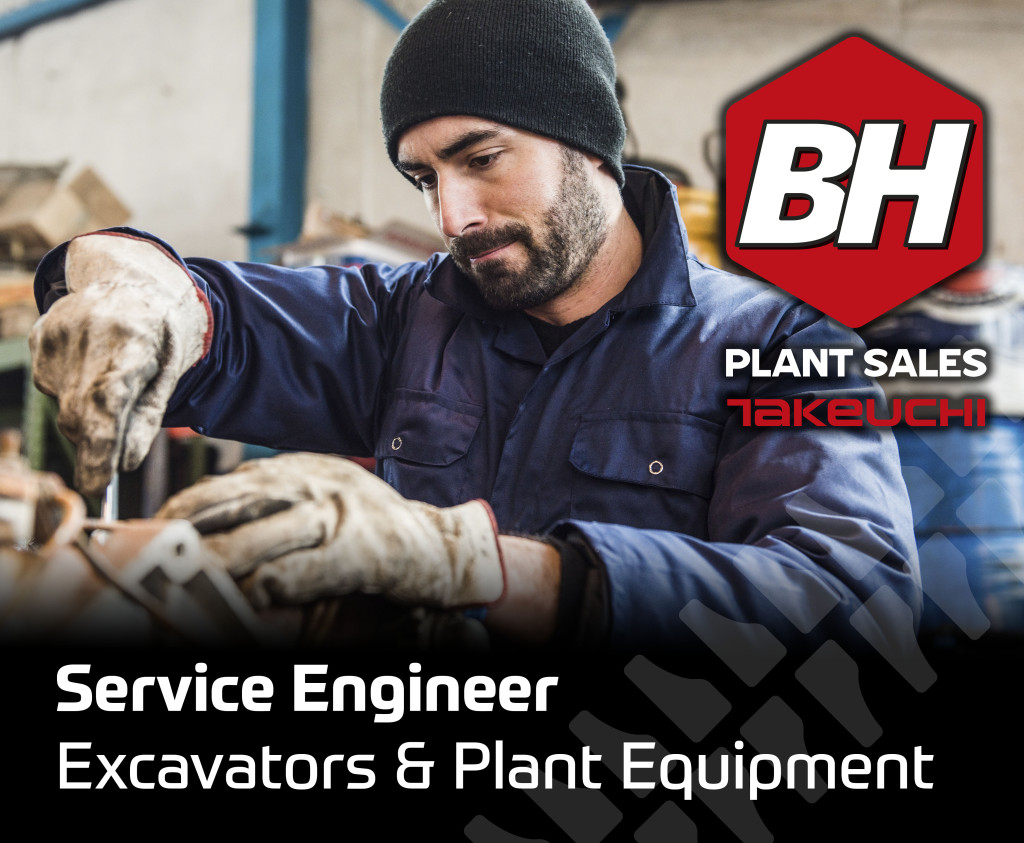 Job Opportunity BH Plant Sales - Service Engineer