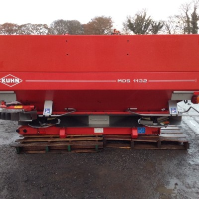 Kuhn MDS 1132 Fertliser Spreader - 3