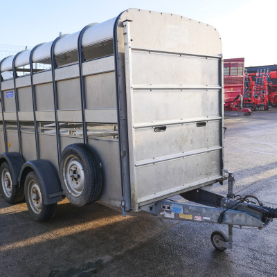 Ifor Williams 12ft x 5ft Livestock Trailer (10)